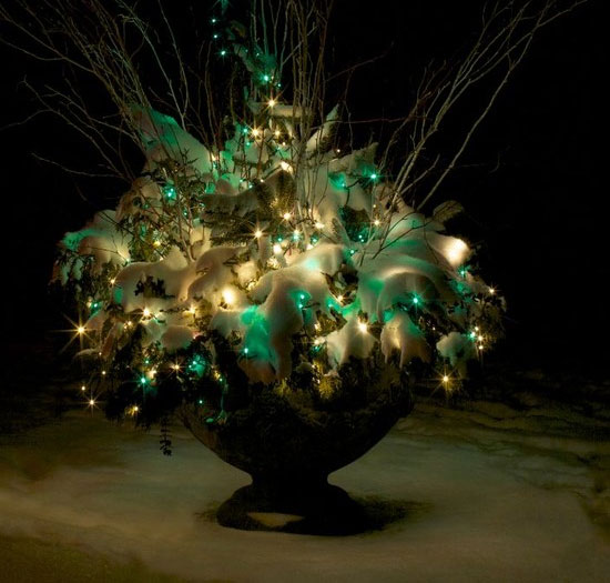 Decorate-a-Container-with-Lights-Branches-and-Faux-Snow1