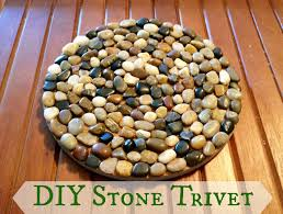 From River Stone Mats To Tic Tac Toe Diy Stone Projects
