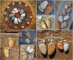 From River Stone Mats to Tic Tac Toe-DIY Stone Projects You Can Try Right Now -homesthetics (5)