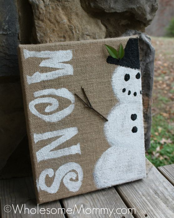 Get Ahead and Prepare for Christmas With These 31 Magic DIY Christmas Decorations homesthetics (10)
