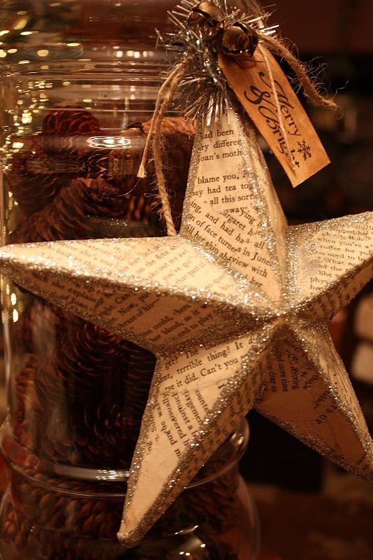 Get Ahead and Prepare for Christmas With These 31 Magic DIY Christmas Decorations homesthetics (12)