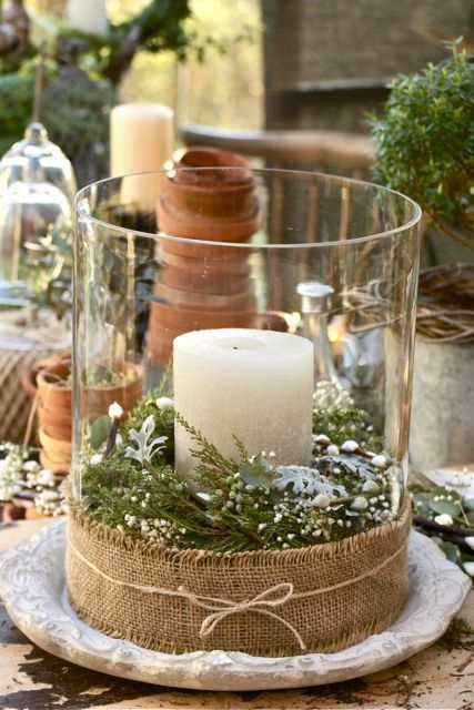 Get Ahead and Prepare for Christmas With These 31 Magic DIY Christmas Decorations homesthetics (17)