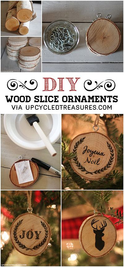 Get Ahead and Prepare for Christmas With These 31 Magic DIY Christmas Decorations homesthetics (19)