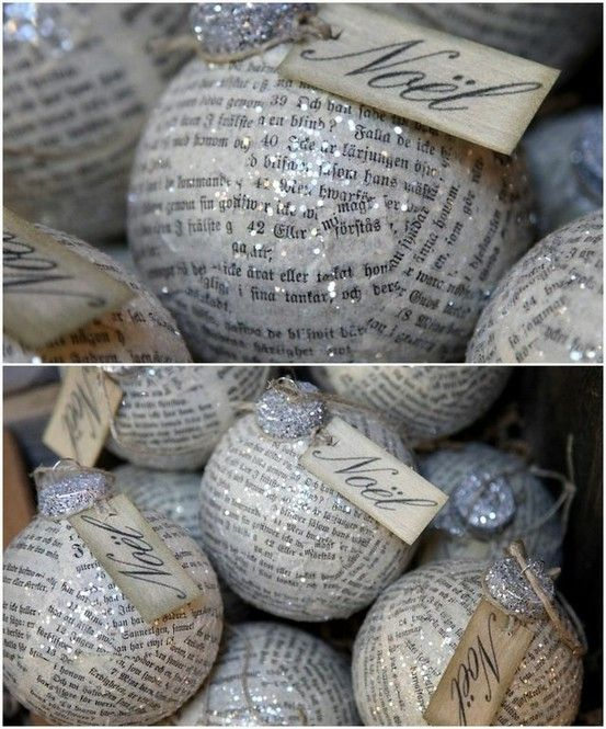 Get Ahead and Prepare for Christmas With These 31 Magic DIY Christmas Decorations homesthetics (2)