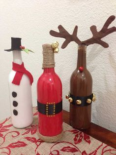Get Ahead and Prepare for Christmas With These 31 Magic DIY Christmas Decorations homesthetics (23)