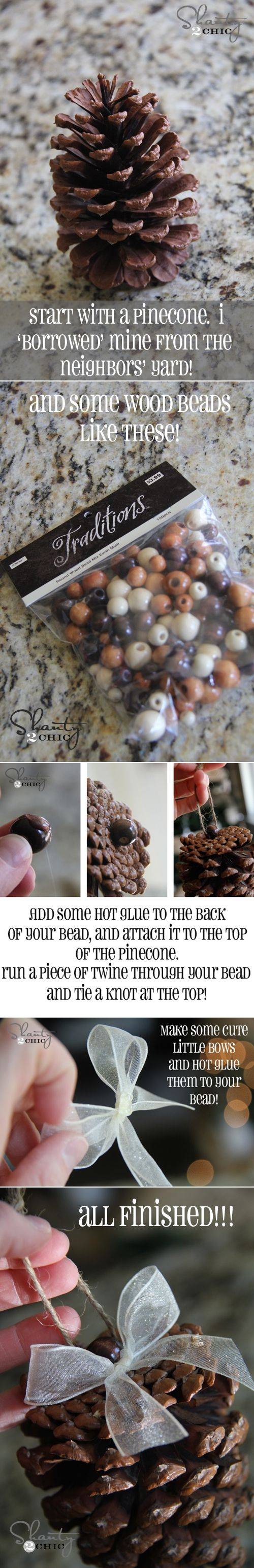 Get Ahead and Prepare for Christmas With These 31 Magic DIY Christmas Decorations homesthetics (24)