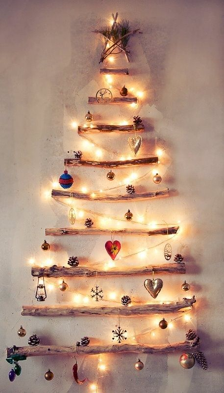 Get Ahead and Prepare for Christmas With These 31 Magic DIY Christmas Decorations homesthetics (26)