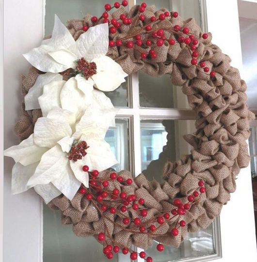 Get Ahead and Prepare for Christmas With These 31 Magic DIY Christmas Decorations homesthetics (27)
