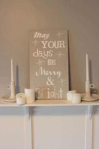 Get Ahead and Prepare for Christmas With These 31 Magic DIY Christmas Decorations homesthetics (29)