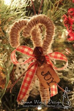 Get Ahead and Prepare for Christmas With These 31 Magic DIY Christmas Decorations homesthetics (3)