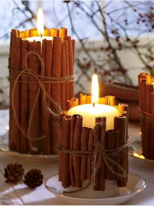 Get Ahead and Prepare for Christmas With These 31 Magic DIY Christmas Decorations homesthetics (31)