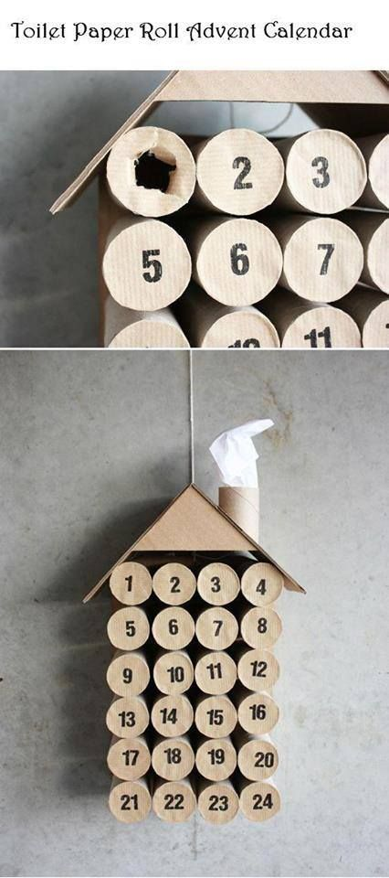 Get Ahead and Prepare for Christmas With These 31 Magic DIY Christmas Decorations homesthetics (4)