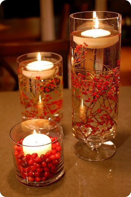 get in the christmas spirit with these magical diy candle holders projects homesthetics 1 - Christmas Candle Holders Decorations