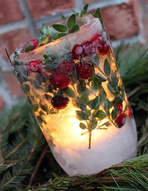 Get In The Christmas Spirit With These Magical DIY Candle Holders Projects-homesthetics (21)