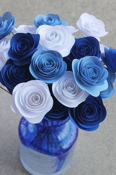 Ingenious Methods of Creating Insanely Beautiful DIY Paper Roses and Transform Your Decor homesthetics (1)