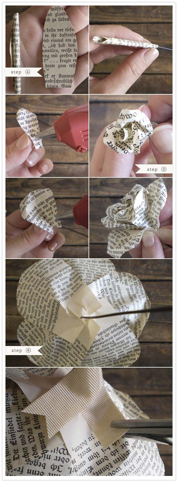 Ingenious Methods Of Creating Insanely Beautiful Diy Paper Roses And
