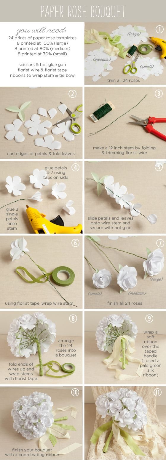Ingenious Methods Of Creating Insanely Beautiful DIY Paper Roses And Transform Your Decor Homesthetics 4