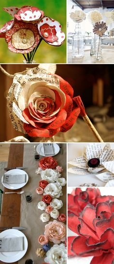 Ingenious Methods of Creating Insanely Beautiful DIY Paper Roses and Transform Your Decor homesthetics (8)