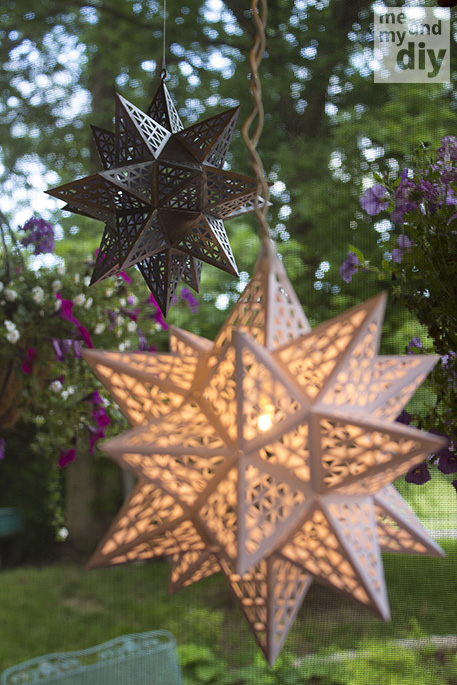 Mindblowingly beautiful star shaped diy paper lanterns that will mindblowing beautiful star shaped diy paper lanterns that will beautify your special moments homesthetics solutioingenieria Gallery