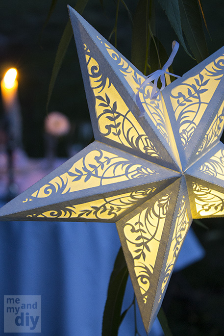 Mindblowing Beautiful Star-Shaped DIY Paper Lanterns That Will Beautify Your Special Moments homesthetics (24)