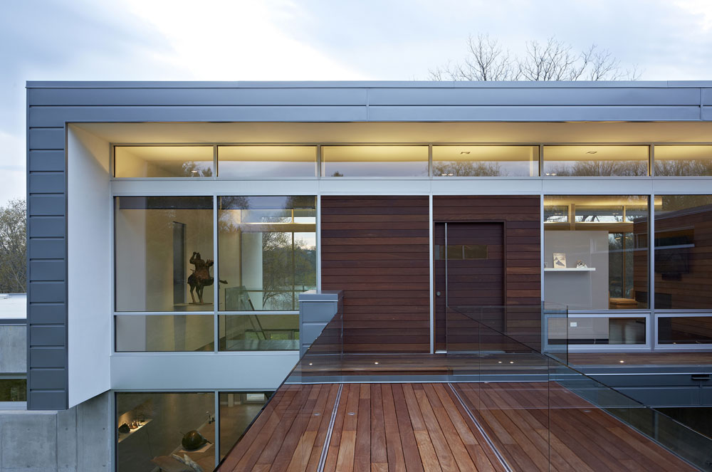 Simplicity Expressed in Riverview Home Enhanced by Natural Panoramas  homesthetics magazine (10)