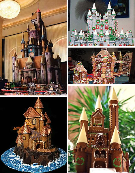Sweet Christmas Inspiration Served by Jaw Dropping DIY Gingerbread Houses homesthetics (13)