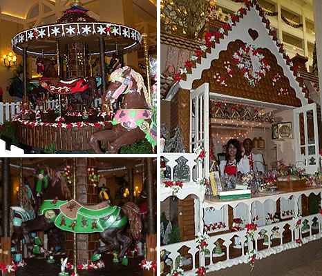Sweet Christmas Inspiration Served by Jaw Dropping DIY Gingerbread Houses homesthetics (19)