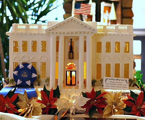 Sweet Christmas Inspiration Served by Jaw Dropping DIY Gingerbread Houses homesthetics (8)