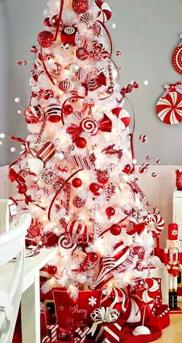 The Most Colorful And Sweet Christmas Trees And Decorations You Have Ever  Seen Homesthetics (