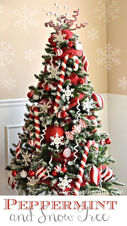 The Most Colorful And Sweet Christmas Trees And Decorations You Have Ever Seen-homesthetics (14)