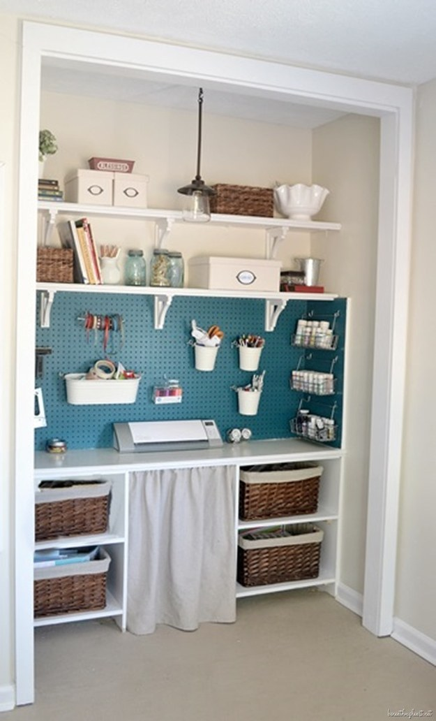 Transform an unused closet and think outside the box homesthetics 12