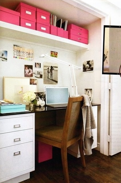 Transform and Reorganize Your Unused Closet And Think Outside The Box!
