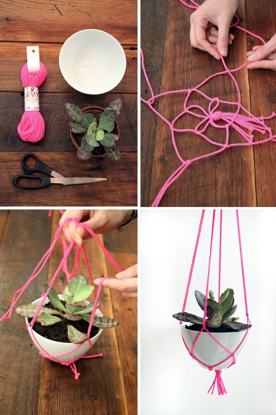 Try These 30 Simple DIY String Projects Now-homesthetics (12)