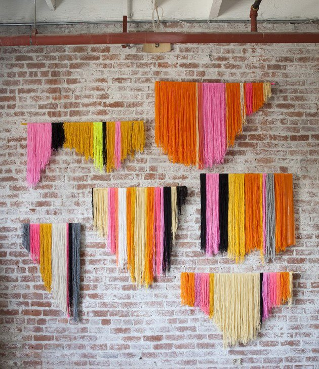 Try These 30 Simple String Projects Now-homesthetics (6)