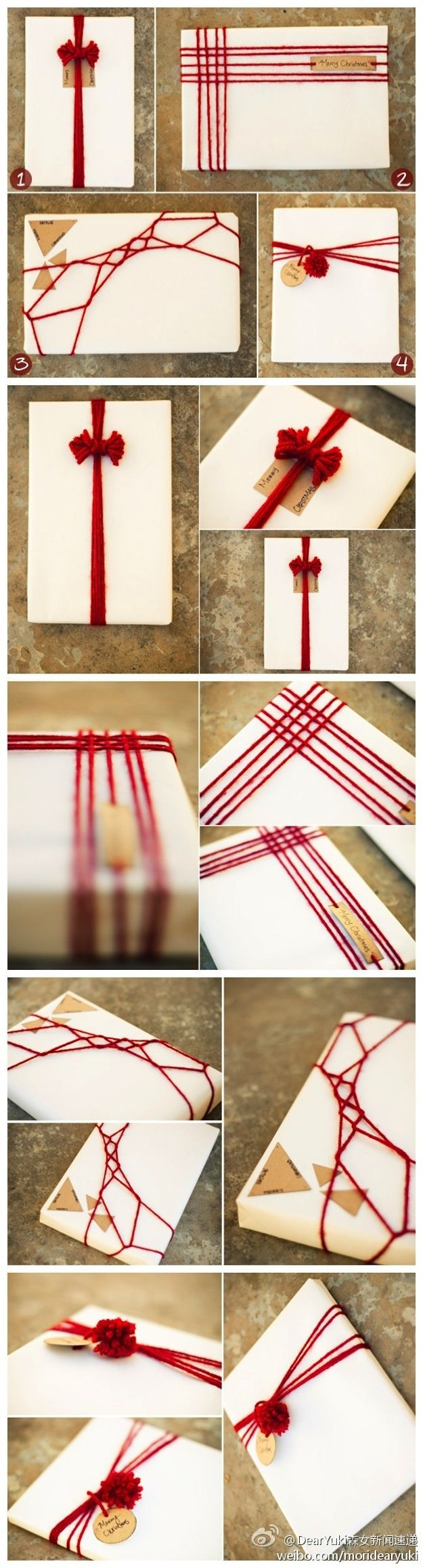 Try These 30 Simple String Projects Now-homesthetics (7)