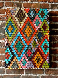 35 fun ways of reusing bottle caps in creative projects