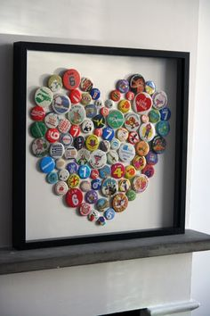 creative bottle caps art projects-homesthetics (18)