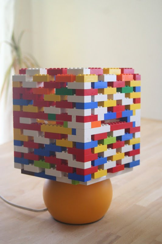 26 Smart and Highly Creative DIY Lego Crafts That Will Inspire You