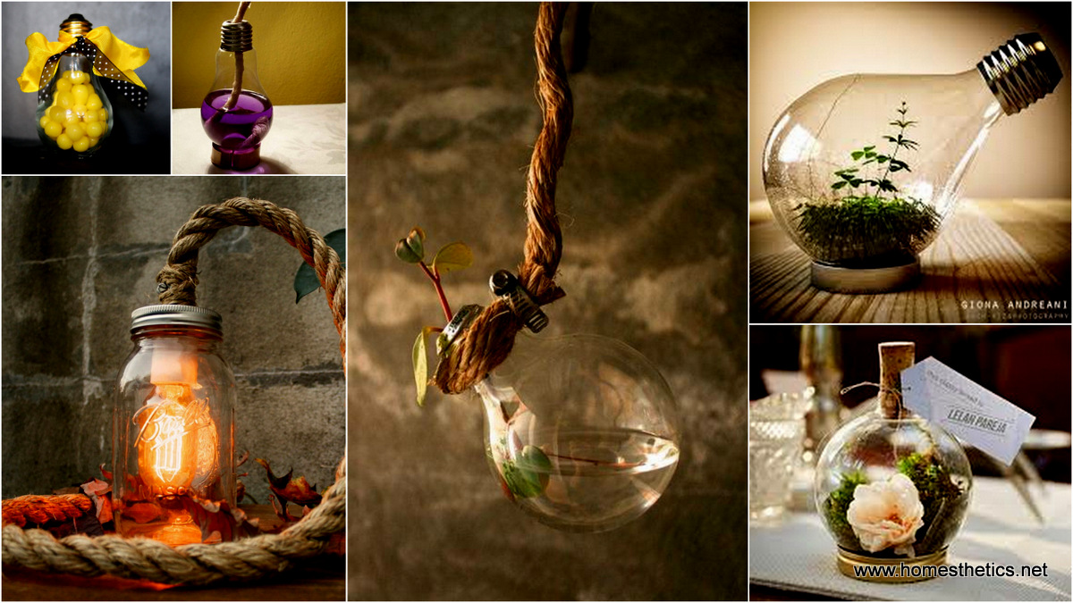 Uncategorized How To Decorate Light Bulbs beautiful ideas on how to decorate with repurposed light bulbs