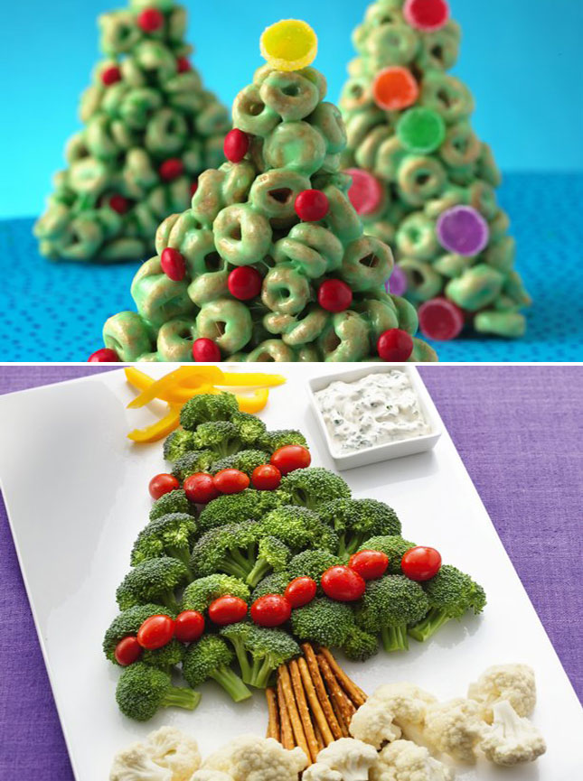 Non Traditional Christmas Tree Ideas.40 Creatived And Inspiring Ideas For A Diy Non Traditional