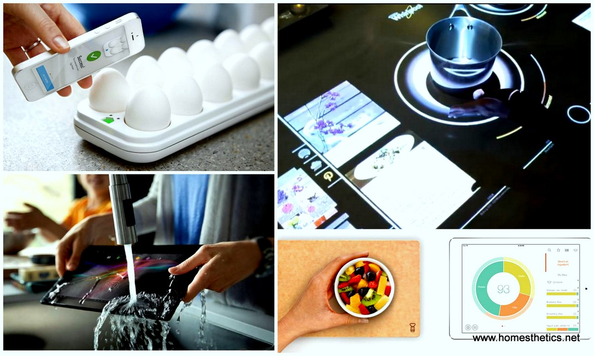 10 extraordinary spectacular high tech kitchen gadgets for