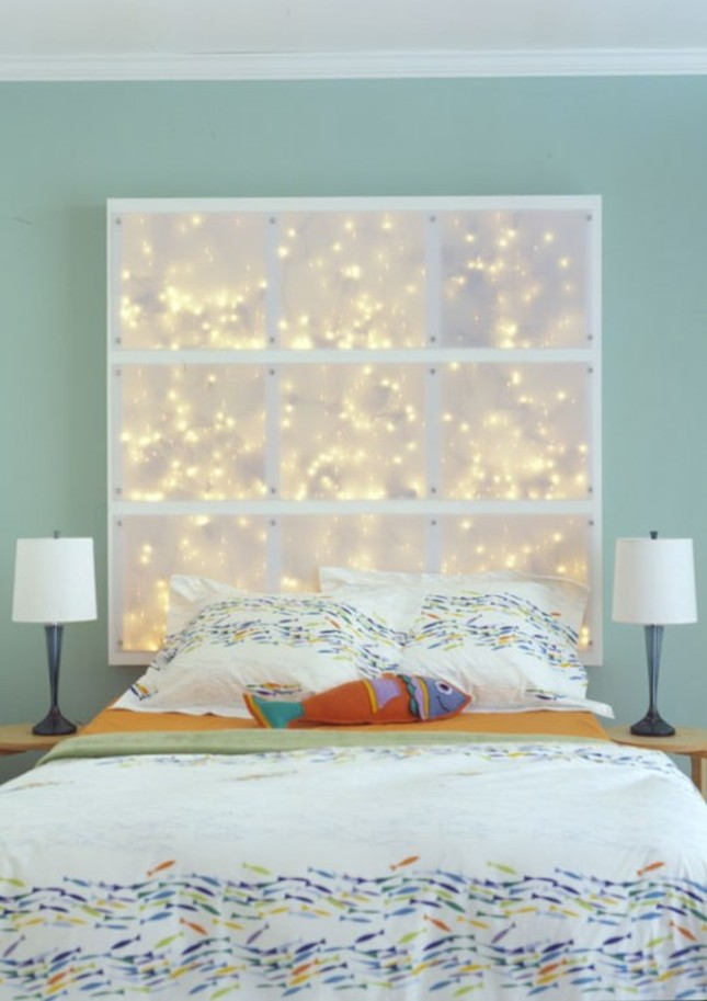 17 Creative and Whimsical Examples That Will Learn You How to Decorate With String Lights