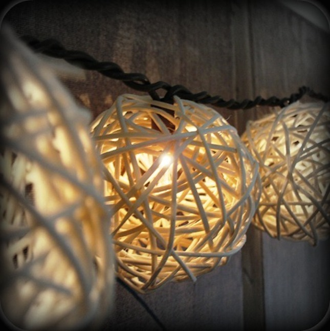 18 Creative and Whimsical Examples That Will Learn You How Decorate With String Lights homesthetics (7)