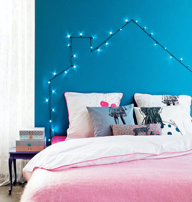17 Creative and Whimsical Examples That Will Learn You How Decorate With String Lights