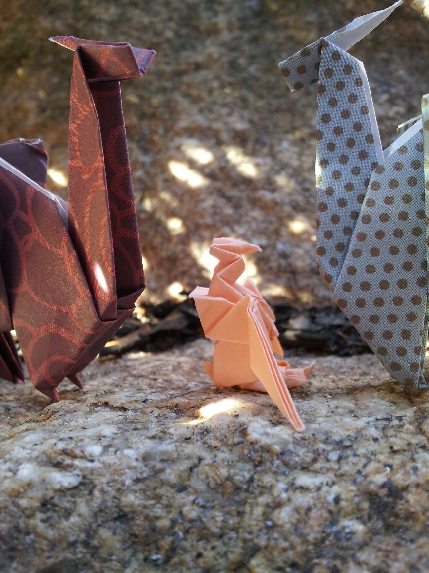 18 Of The Most Extraordinary Examples of Origami Paper Art homesthetics (15)