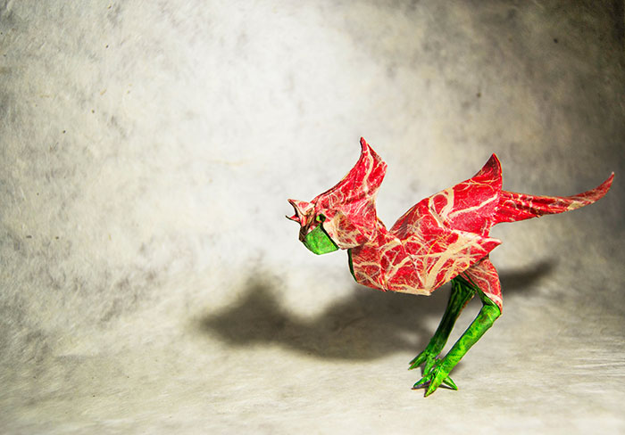 18 Of The Most Extraordinary Examples of Origami Paper Art homesthetics (6)