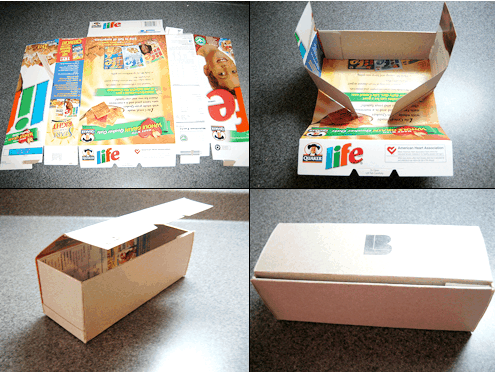 25 diy cereal box projects you can start anytime