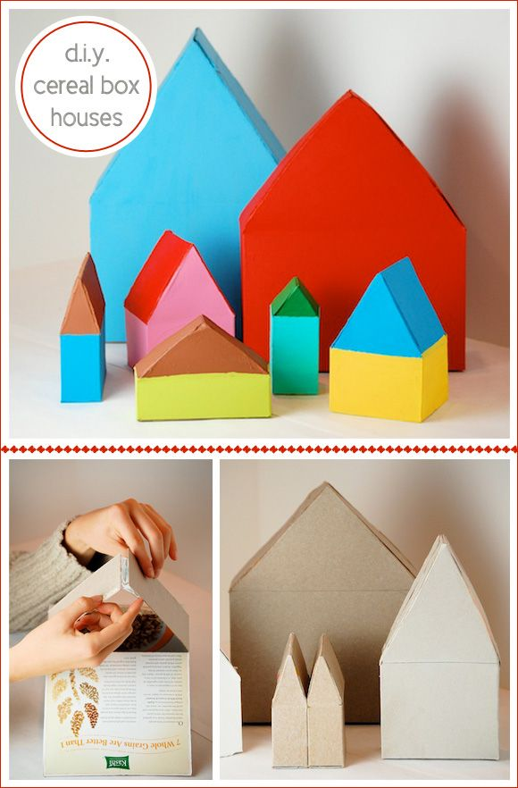 20 DIY Cereal Box Crafts Projects-hometshtics (5)