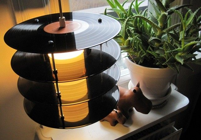 Recycled Vinyl Projects -homesthetics (11)