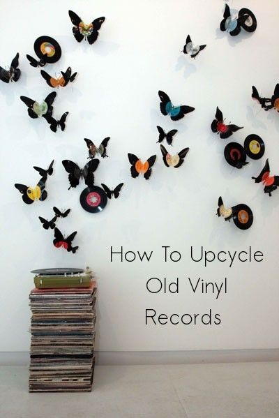 25 DIY Recycled Vinyl Projects -homesthetics (12)